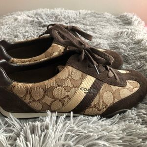 Coach sneakers women size 7